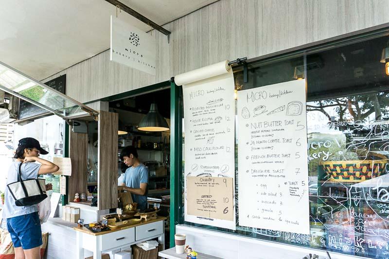 Micro bakery & kitchen