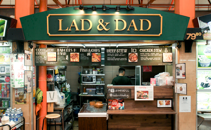 lad and dad