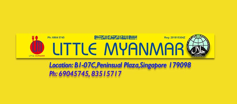 little myanmar restaurant